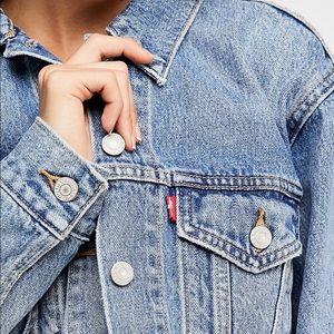 Levi's* Denim*Cropped Jacket